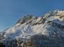 Landscape to Alp Grüm