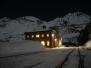 night to Alp Grüm